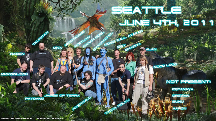 June 2011 meetup group photo.